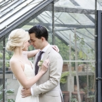 Fine art wedding Domaine d'Heerstaayen
