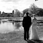 Fine art wedding Kasteel Westhove
