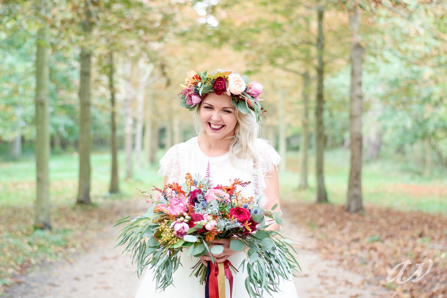 Herfst bruiloft Zeeland