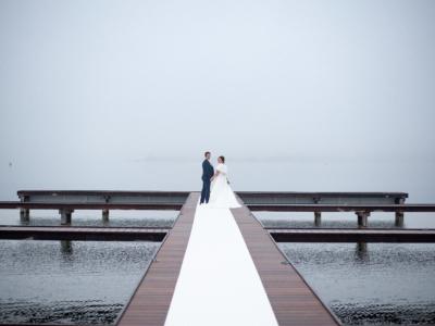 Bruiloft Veerse Meer