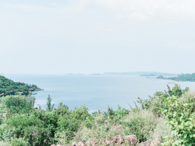 Amazing view Mwanza Tanzania Lake Victoria